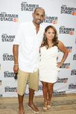 Grant Hill and Tamia