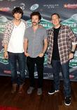 Ashton Kutcher, Danny Masterson, Las Vegas and Z Trip