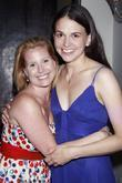 Sutton Foster and guest Opening night reception for...