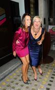 Andrea Mclean and Denise Welch