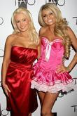 Holly Madison, Angel Porrino, Tao Nightclub