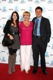 Lorna Luft and her chilldren