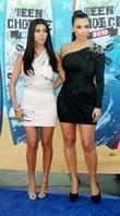 Kourtney Kardashian and Teen Choice Awards