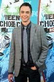 Jim Parsons and Teen Choice Awards
