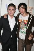 Jesse McCartney and Ezra Miller