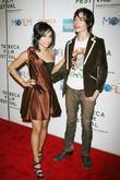 Zoe Kravitz and Ezra Miller