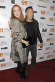 Patti Scialfa, Bruce Springsteen and The Edge