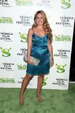 CaCee Cobb Premiere of 'Shrek Forever After' during...