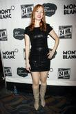 Alicia Witt The after party for the 10th...
