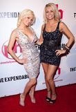 Holly Madison and Angel Porrino