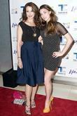 Andie MacDowell, her daughter Rainey Qualley