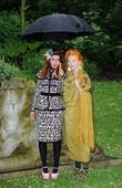 Vivienne Westwood and Paloma Faith
