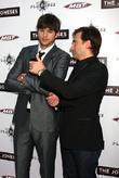 Ashton Kutcher and Robert Luketic