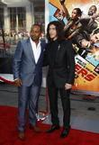 Columbus Short and Oscar Jaenada