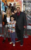 Joel Silver with his family