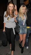 Una Healy and Mollie King from girl group...