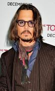 Johnny Depp, Ziegfeld Theatre