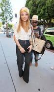 Tila Tequila Seen Shopping In Beverly Hills