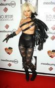 Tila Tequila Arrives At Her Album Release Launch Party In A Revealing Outfit