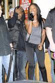 Brandy and Timbaland