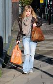Tina O'Brien pops to Sainsbury's to do some...