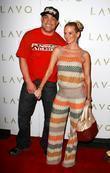 Tito Ortiz and his girlfriend Jenna Jameson