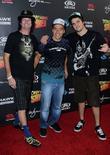 Sloan, Las Vegas and Tony Hawk