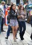 Ashley Tisdale out with friends in Yorkville Toronto,...