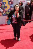 Nikki Blonsky and Walt Disney
