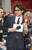 Alex Zane UK premiere of 'Toy Story 3'...