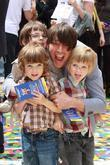 Alex James UK premiere of 'Toy Story 3'...