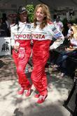 Tika Sumpter & Megyn Price  The Toyota...