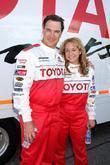 Patrick Warburton and Megyn Price