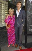 Ryan Kwanten and mother Kris HBO's True Blood...