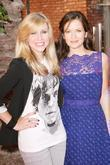 Ashley Eckstein and Catherine Taber