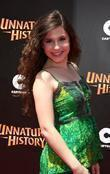 Erin Sanders and Cartoon Network