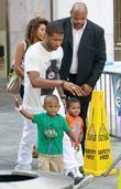 Usher, CBS and Usher Raymond