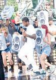 Usher, CBS, The Early Show