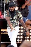Usher, ABC, Central Park