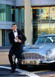 Aston Martin and Goldfinger