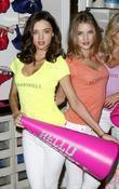 Miranda Kerr and Rosie Huntington-whiteley