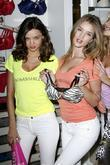 Miranda Kerr and Rosie Huntington-whiteley