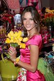 Alessandra Ambrosio Victoria's Secret Beauty introduces Heavenly Flowers...