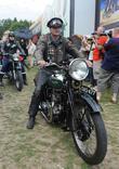 Rockers on motorbikes