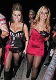 Carmen Electra and Pussycat Dolls