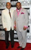 Harry Belafonte and Roland Martin