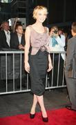 Carey Mulligan The New York movie premiere of...