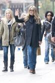 Jennifer Aniston and Paul Rudd