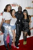 Akon KIIS FMOS Wango Tango 2010 - Arrivals...
