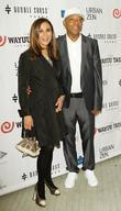 Meera Gandi and Russell Simmons